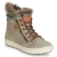 Zapatos Mujer Botas de nieve Tom Tailor MARGA Gris