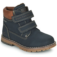 Zapatos Niño Botas de caña baja Tom Tailor 73003-BLEU Azul