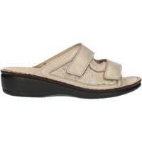 Zapatos Mujer Zuecos (Mules) Clia Walk Estraibile408 platino