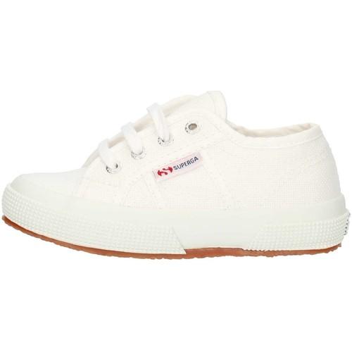 Zapatos Niños Zapatillas bajas Superga 2750S0003C0 blanco