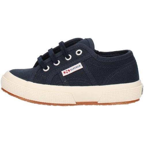 Zapatos Niños Zapatillas altas Superga 2750S0003C0 azul