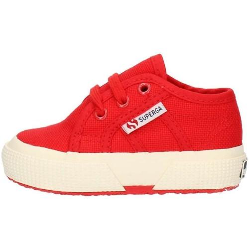Zapatos Niños Zapatillas bajas Superga 2750S0005P0 rojo