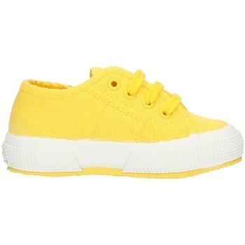 Zapatos Niños Zapatillas bajas Superga 2750S0005P0 Girasol amarillo
