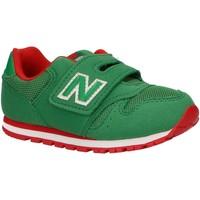 Zapatos Niños Multideporte New Balance IV373GR Verde