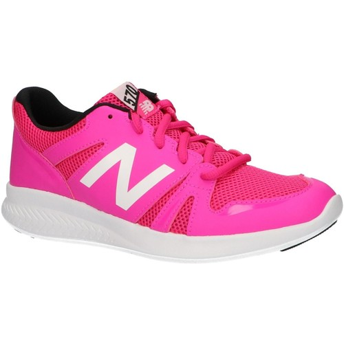 Zapatos Mujer Multideporte New Balance YK570PK Rosa