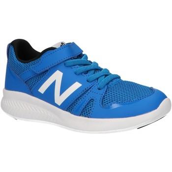 Zapatos Niños Multideporte New Balance YT570BL Azul