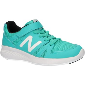 Zapatos Niños Multideporte New Balance YT570GR Verde