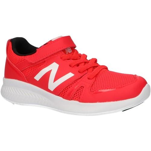 Zapatos Niños Multideporte New Balance YT570OR Rojo