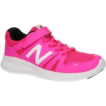Zapatos Niña Multideporte New Balance YT570PK Rosa