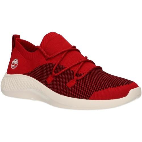 Zapatos Hombre Multideporte Timberland A1Z73 FLYROAM Rojo