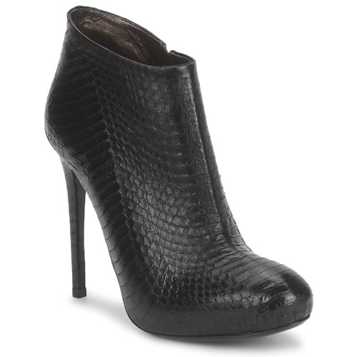 Zapatos Mujer Botines Roberto Cavalli TRONCHETTO Negro