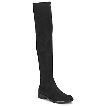 Zapatos Mujer Botas a la rodilla Caprice LITIA Negro