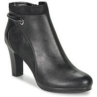 Zapatos Mujer Botines Moony Mood FAZIOME Negro