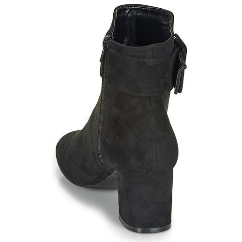 Faziole Botines Zapatos Mujer Moony Mood Negro c3R54AjLq