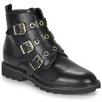 Zapatos Mujer Botas de caña baja Moony Mood FIZANE Negro