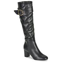 Zapatos Mujer Botas urbanas Moony Mood FIMMINI Negro