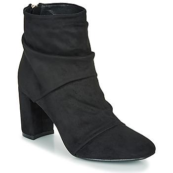 Zapatos Mujer Botines Moony Mood FIRETTE Negro