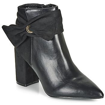 Zapatos Mujer Botines Moony Mood FALABEL Negro