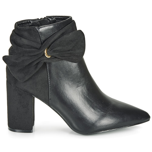 Botines Moony Negro Zapatos Mujer Mood Falabel CthQdxsrB
