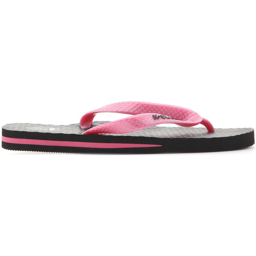 Zapatos Mujer Chanclas K-Swiss Zorrie 92601-064-M rosado, negro