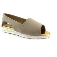 Zapatos Mujer Sandalias Frau FRA-E19-51G5-PA Beige