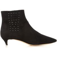 Zapatos Mujer Botas de caña baja Tod's XXW17B0Z770HR0B999 nero