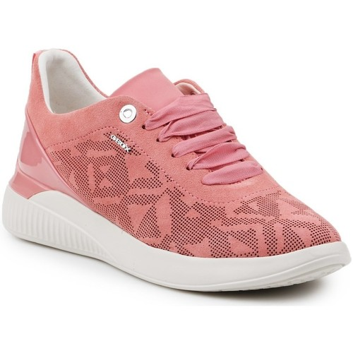 zapatillas geox mujer rosa 77
