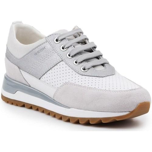 Zapatos Mujer Zapatillas bajas Geox D Tabelya Grises