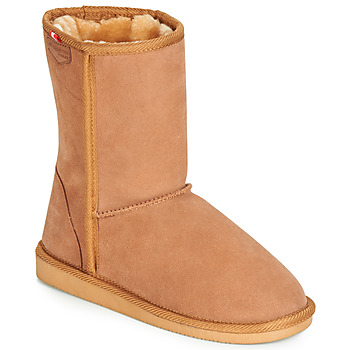 Zapatos Mujer Botas de caña baja Les Tropéziennes par M Belarbi MOUNTAIN Camel