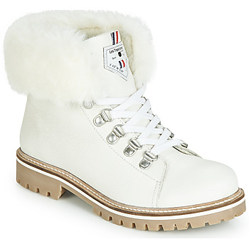 Zapatos Mujer Botas de caña baja Les Tropéziennes par M Belarbi LACEN Blanco