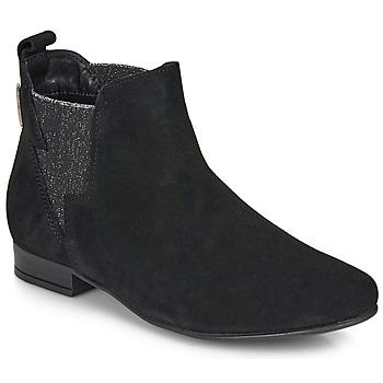 Zapatos Mujer Botas de caña baja Les Tropéziennes par M Belarbi PACO Negro