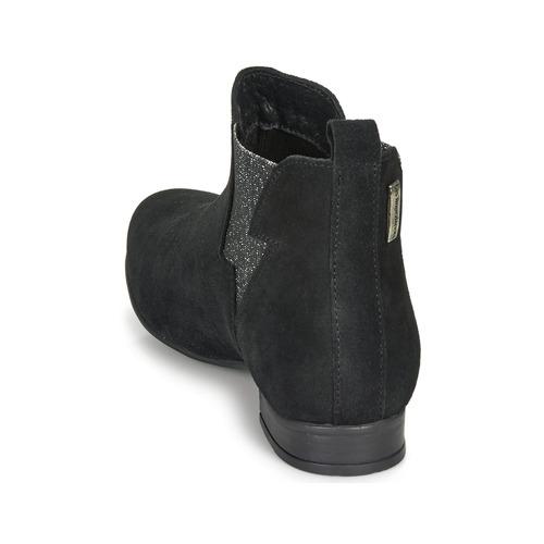 Les Tropéziennes par M Belarbi PACO Negro - Envío gratis |  ! - Zapatos Botas de caña baja Mujer
