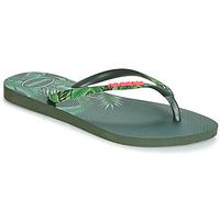 Zapatos Mujer Chanclas Havaianas SLIM SENSATION Verde