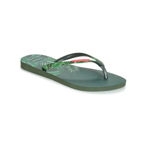 Havaianas SLIM SENSATION Verde - Envío gratis | ! - Zapatos Chanclas Mujer