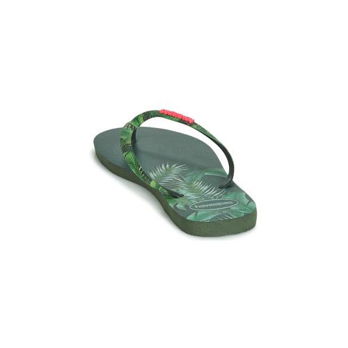 Chanclas Verde Sensation Havaianas Zapatos Mujer Slim 3JFTlK1c