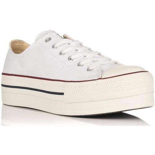 Zapatos Mujer Zapatillas bajas Victoria 1061100 BLANCO