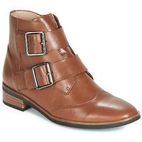 Zapatos Mujer Botas de caña baja Karston JIRONO Marrón