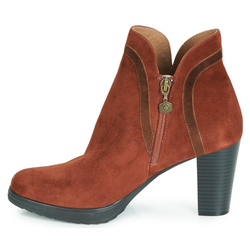 Botines Mujer Karston Marrón Vasor Zapatos SUVLGzpqM