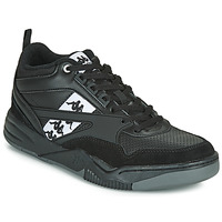 Zapatos Hombre Zapatillas bajas Kappa BORIS Negro / Gris