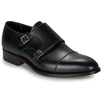 Zapatos Hombre Richelieu Barker FORD Negro