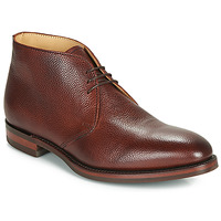 Zapatos Hombre Botas de caña baja Barker OAKNEY Burdeo