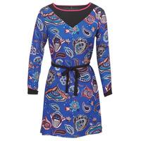 textil Mujer vestidos cortos Smash AVERI Multicolor