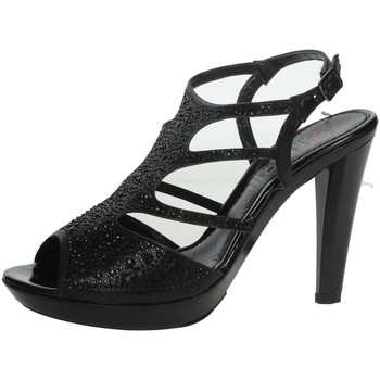 Zapatos Mujer Sandalias Repo 46520-E9 Negro