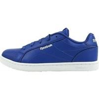 Zapatos Niños Zapatillas bajas Reebok Sport Royal Complete Blanco, Azul