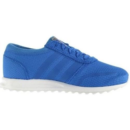Zapatos Niño Zapatillas bajas adidas Originals Los Angeles C Azul