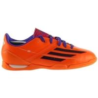 Zapatos Niños Zapatillas bajas adidas Originals F10 IN J De color naranja,Violeta