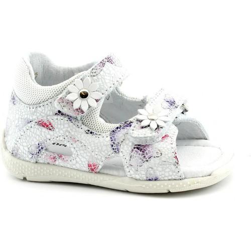 Zapatos Niña Sandalias Balocchi BAL-E19-496131-MO-a Bianco