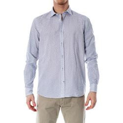 textil Hombre camisas manga larga Primate 415/L Bianco