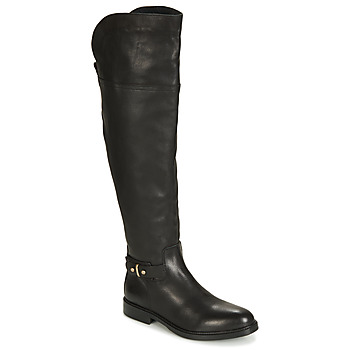 Zapatos Mujer Botas urbanas Tommy Hilfiger HOLLY 6A Negro