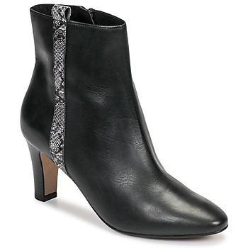 Zapatos Mujer Botines Tamaris MAFIATA Negro / Reptil